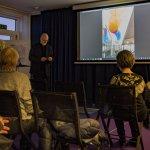 Kirunastipendiat Olov Tällström 2016 vernissage